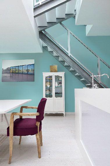 Peinture cuisine  8 couleurs déco à adopter Salons
