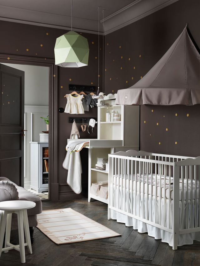 Faire une chambre de bébé dans un petit espace | Chambres de bébé ...