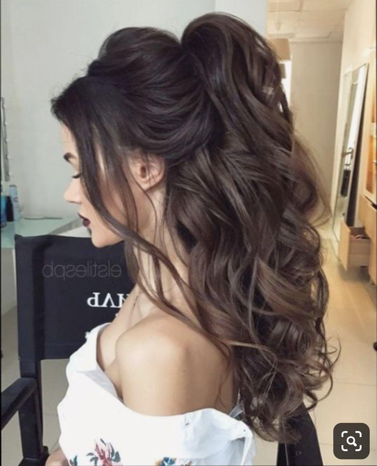 45 Perfect Half Up Half Down Wedding Hairstyles Wedding Forward Long Hair Styles Hair Styles Half Updo Hairstyles