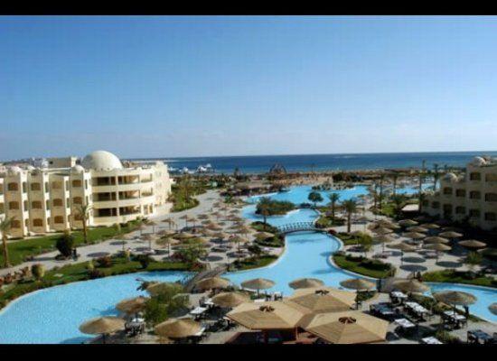Le Meridian Makadi Bay, Egypt
