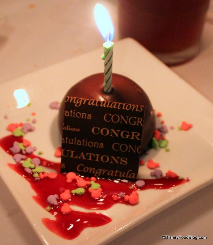 Best Restaurants To Celebrate A Grown Up Birthday At Walt Disney World Wdw