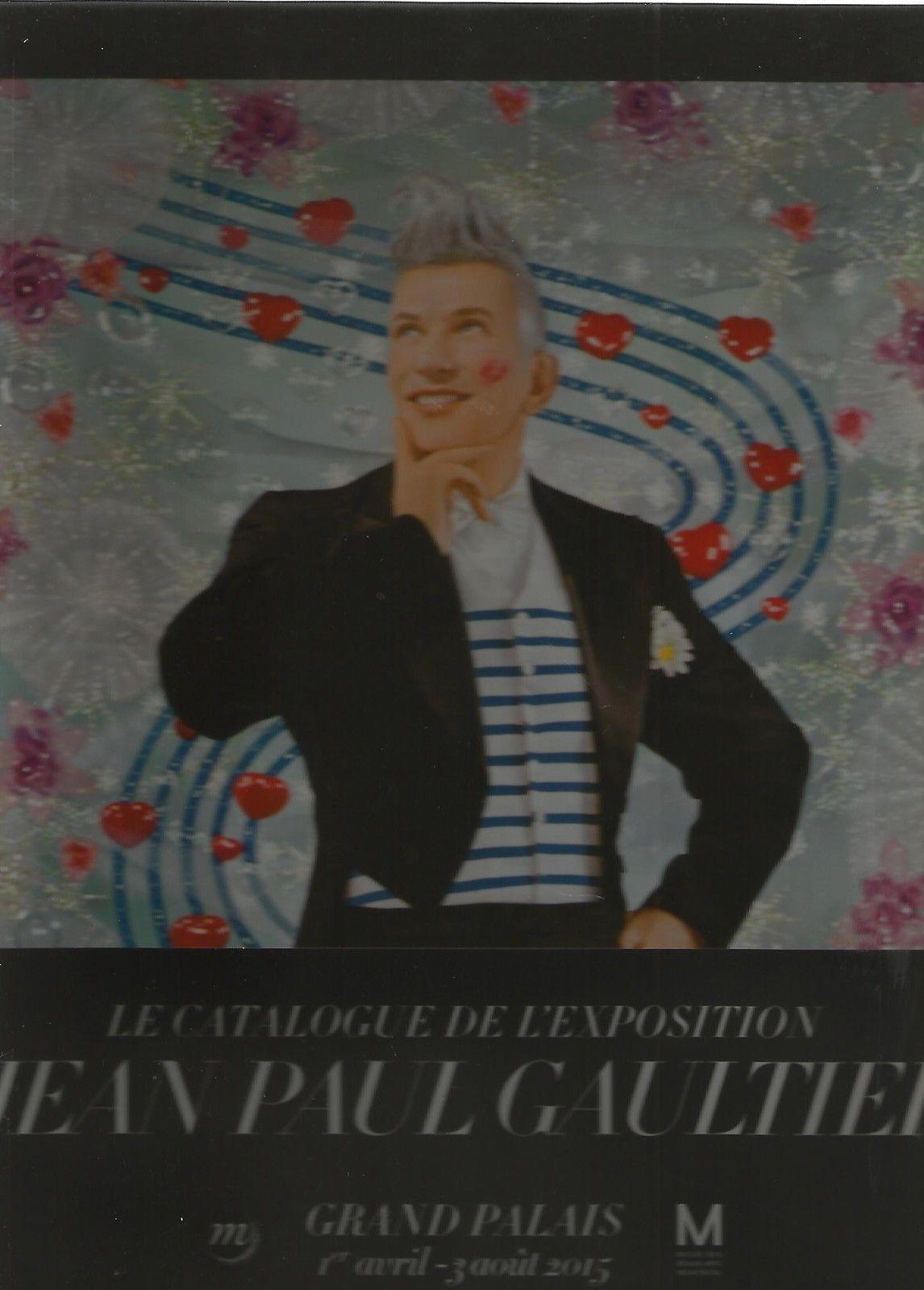 Mode Costume Catalogue D'Exposition Jean Paul Gaultier 2015 Grand Palais Paris   eBay