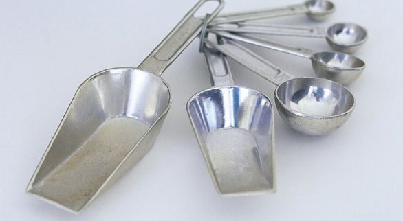 How Many Tablespoons In A Cup And Other Conversions