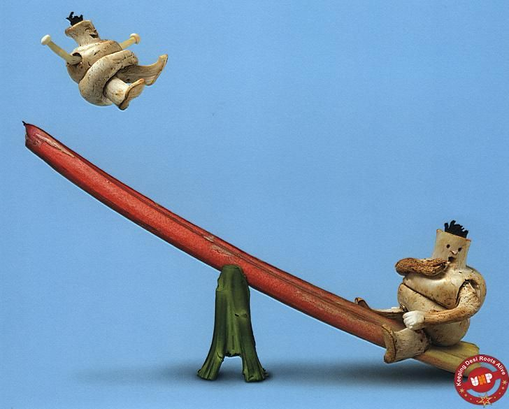 silly but playful