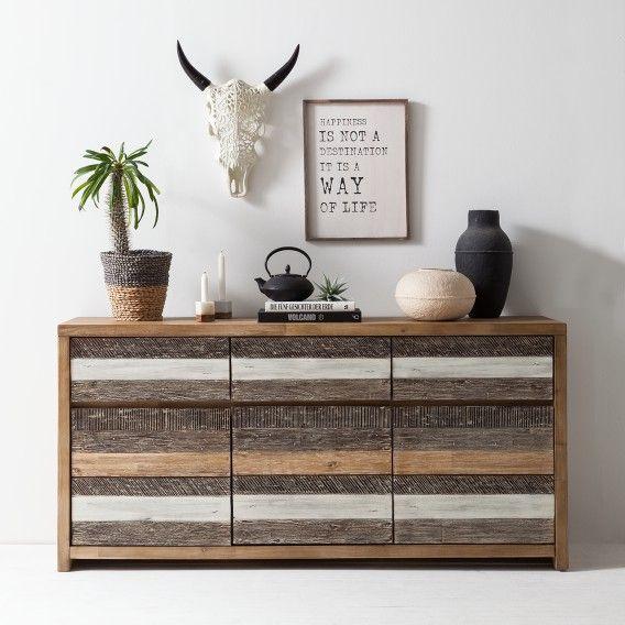 Kommode Dunkles Holz 2021