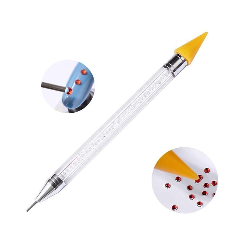 8 colors 5d diy diamond painting tools embroidery pen