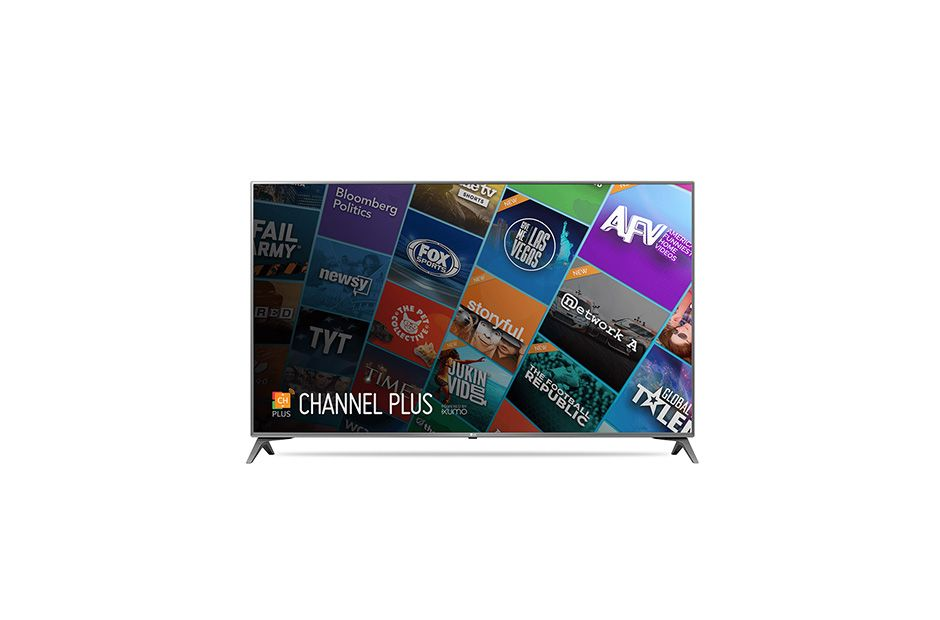 4K UHD HDR Smart LED TV 60'' Class (59.5'' Diag) Smart