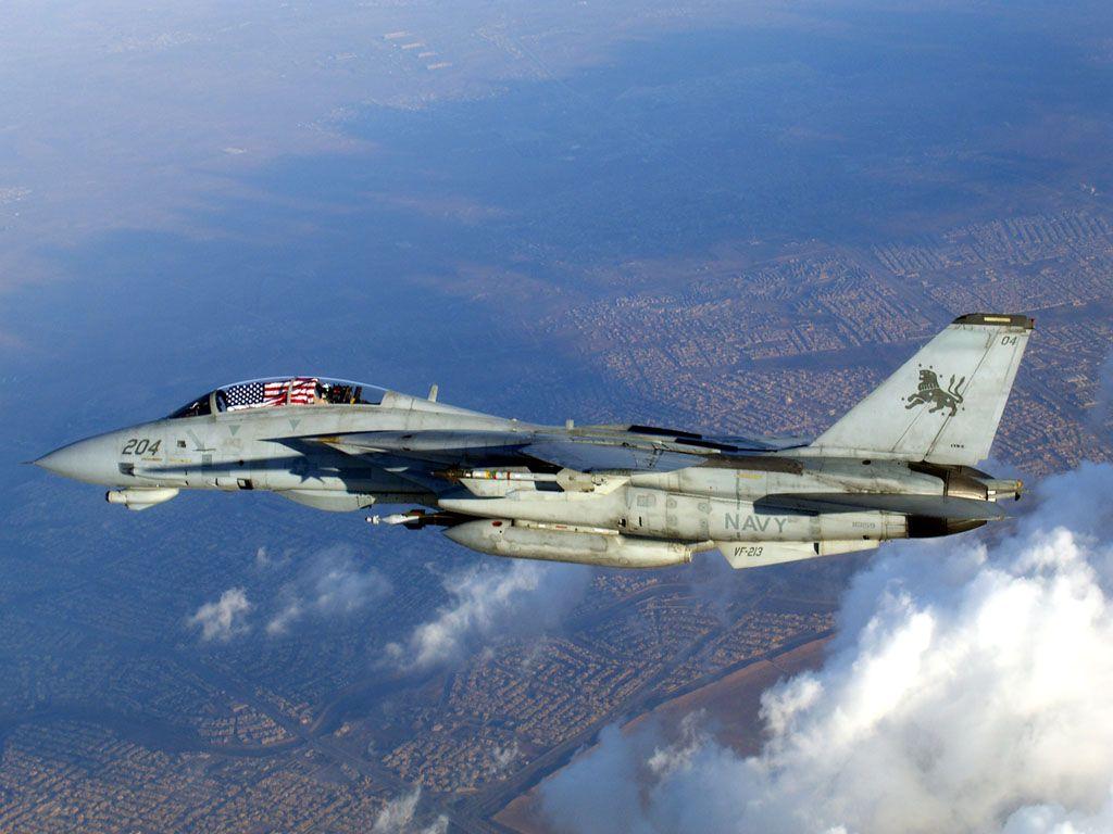 F-14 USA