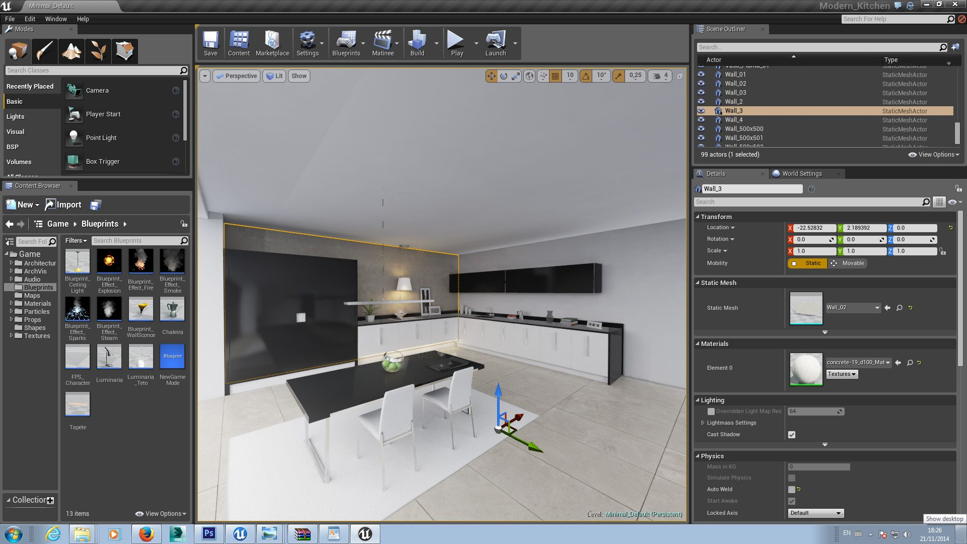 Create interactive architecture visualizations in unreal engine 4 3d software malvernweather Choice Image