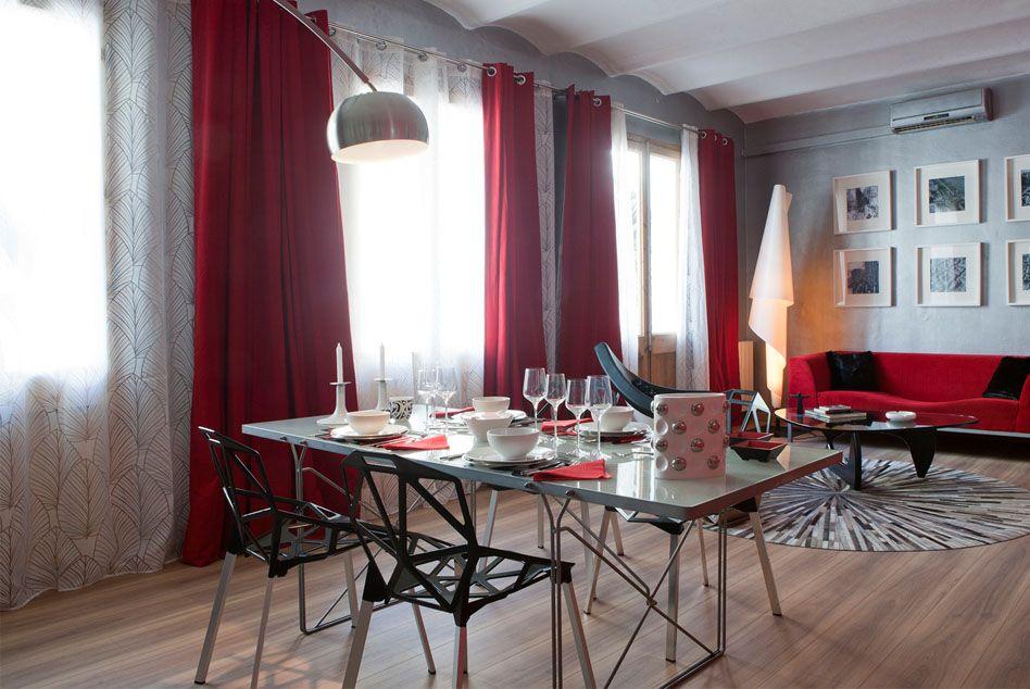 Ideas de #Decoracion de #Comedor, #Salon, estilo #Contemporaneo ...