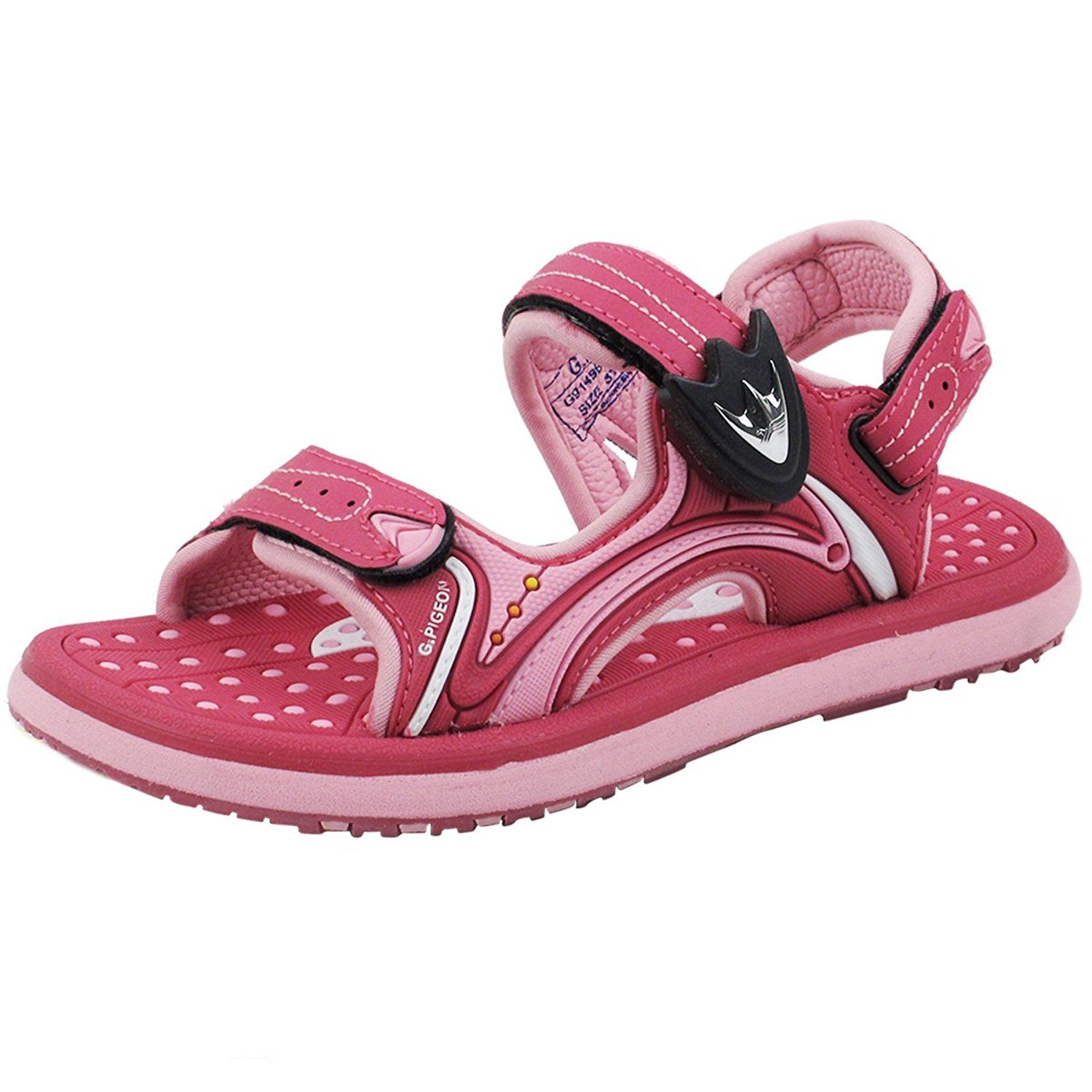 Details zu Infant Girls Birkenstock Sandals Pink Size 25 UK 8