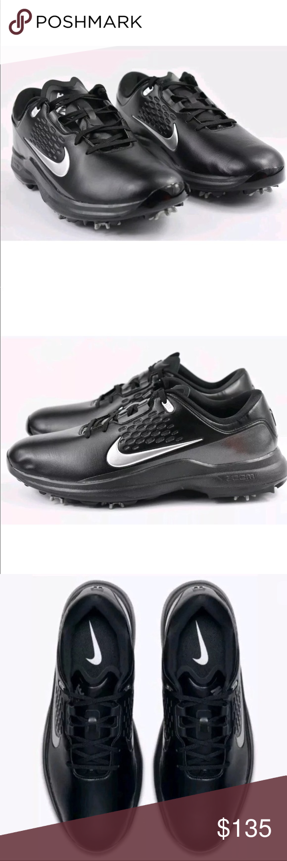 4aa7e90ce91c Nike Air Zoom TW71 Tiger🐅Woods⛳️Golf Shoe The Nike Air Zoom TW71 Tiger🐅 Woods⛳️Men s Golf Shoe AA1990- 002 features lightweight