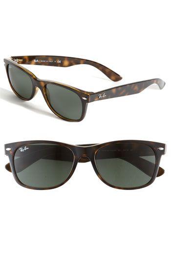 Standard New Wayfarer Blue Light Blocking 55mm Sunglasses Nordstrom Rayban Wayfarer Ray Bans New Wayfarer