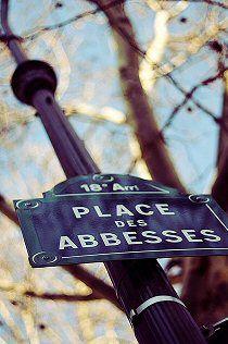 Place des Abesses, Paris XVIII