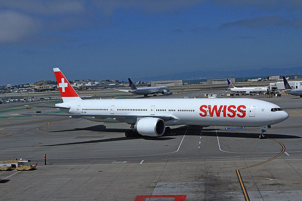 SWISS Fleet Boeing 777300ER Details and Pictures