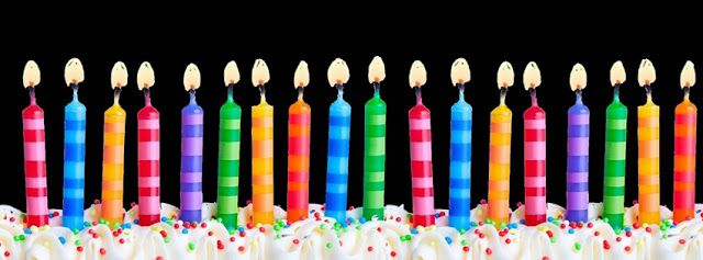 Groovy Facebook Timeline Cover Birthday Cake Candles With Images Personalised Birthday Cards Paralily Jamesorg
