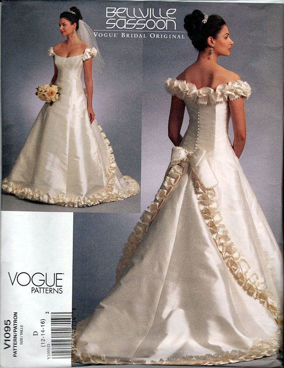Designer Bridal Gown by Bellville Sassoon by TheGrannySquared ...