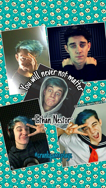 Ethan Nestor aka Ethan from Crankgameplays :) ♡