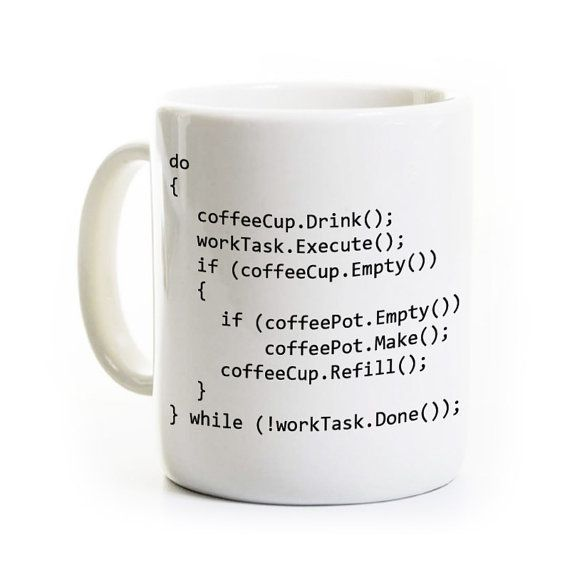 C++ Program Coffee Mug - Computer Science Programmer Gift - Object - fresh periodic table atomic mass in parentheses