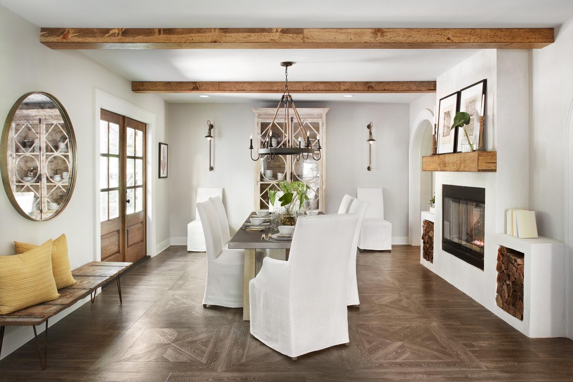 Joanna gaines hallway ideas  Limestone Kitchen Backsplash  Home Ideas  Pinterest  Joanna