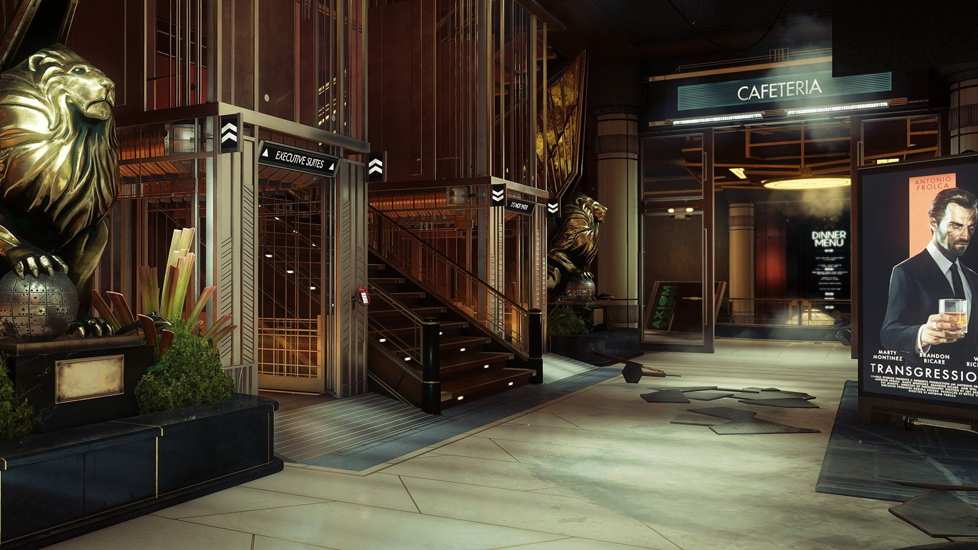 Prey's Talos I space station brings to mind some very good