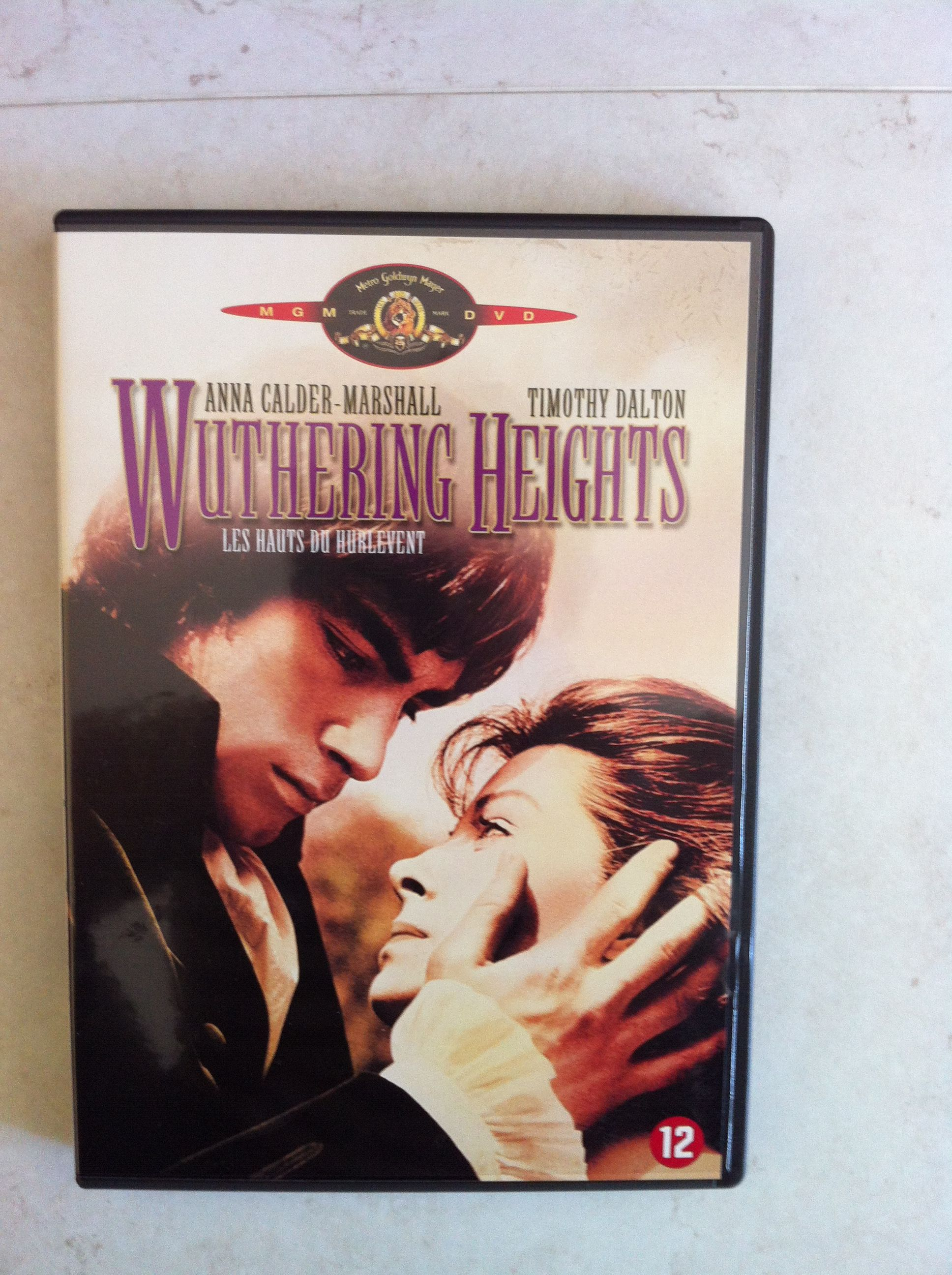 1970 Wuthering Heights 1970s, Film, Boeken