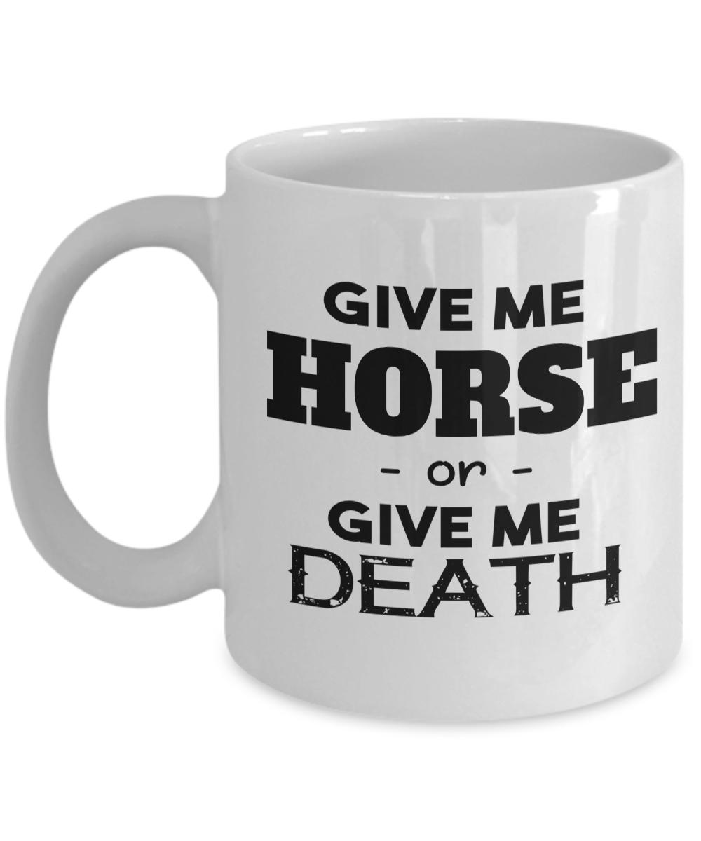 Horse MugHorse Gifts For Horse LoversGift HorseHorse