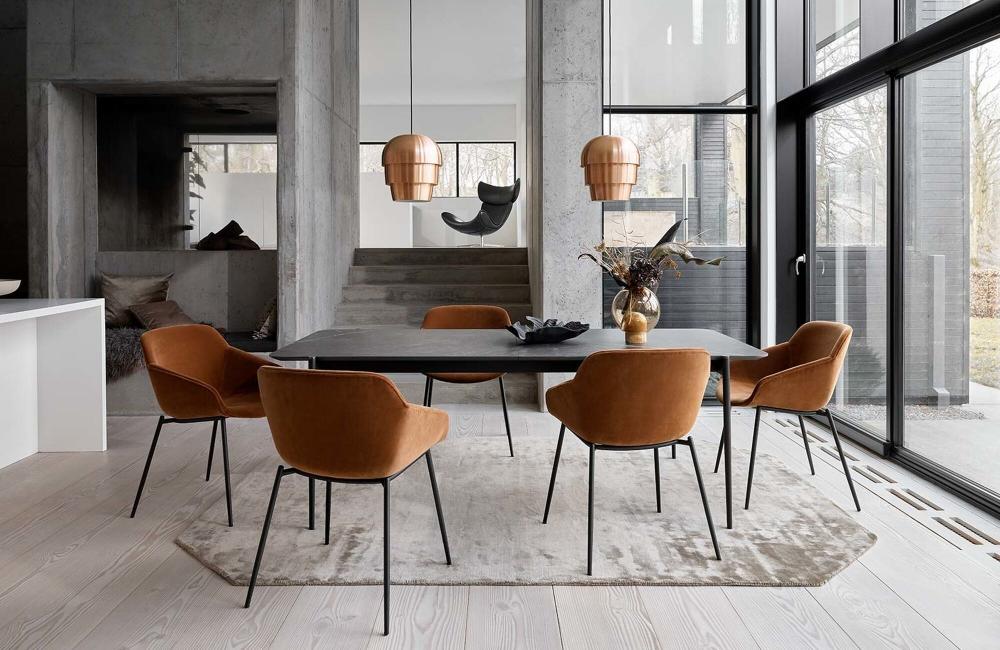 Augusta Tisch Mit Zusatztischplatte In 2020 Haus Und Wohnen Wohn Esszimmer Und Boconcept