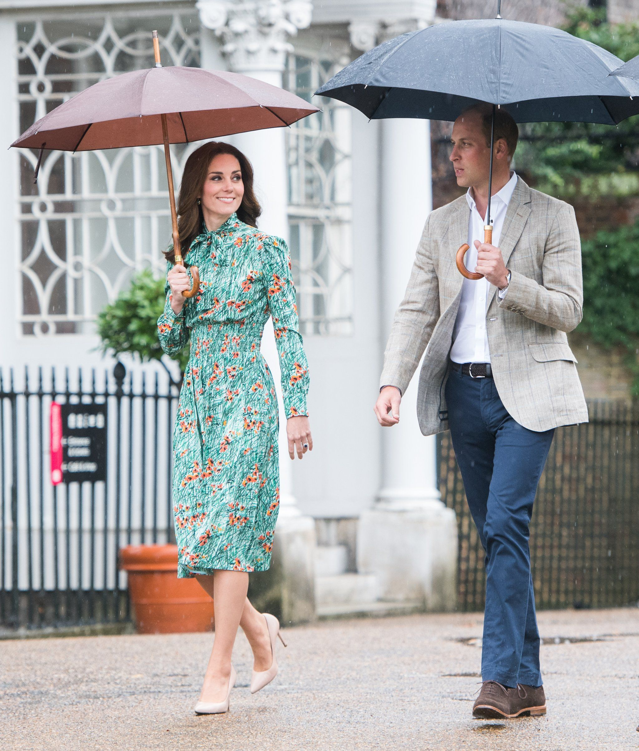 Prince William Says Kate Middleton\'s Third Pregnancy Is \