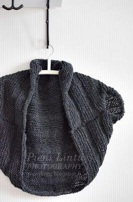 Pieni Lintu: DIY knitted bolero