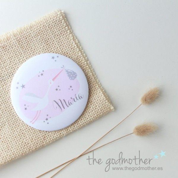 557cd8eec Espejo 'Bienvenida' - the godmother - shop | baby shower | Pinterest ...