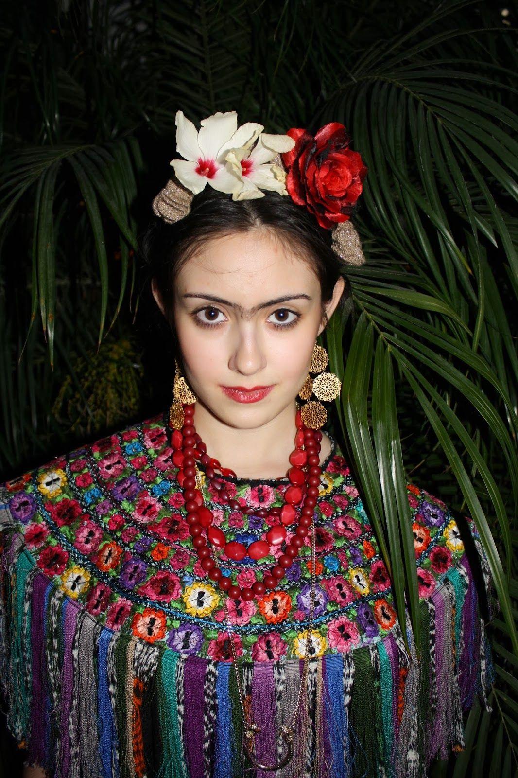 Frida Kahlo halloween costume ideas Original