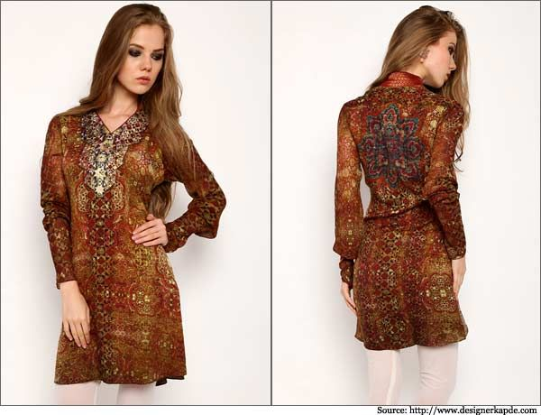 Tarun Tahiliani Tunics Collection Designer Tunics Kurtis Collection Tunic Designs Tarun Tahiliani Indian Fashion Designers
