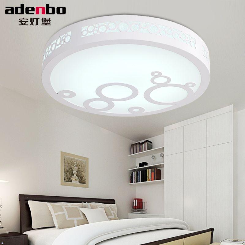 Remote Control Modern LED Ceiling Light Children\'s Bedroom ...