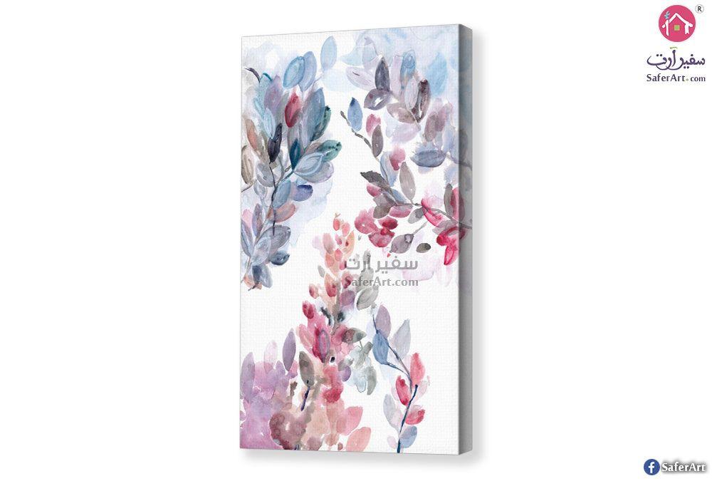 تابلوه مودرن زهور الربيع سفير ارت للديكور Colorful Flowers Flowers Color