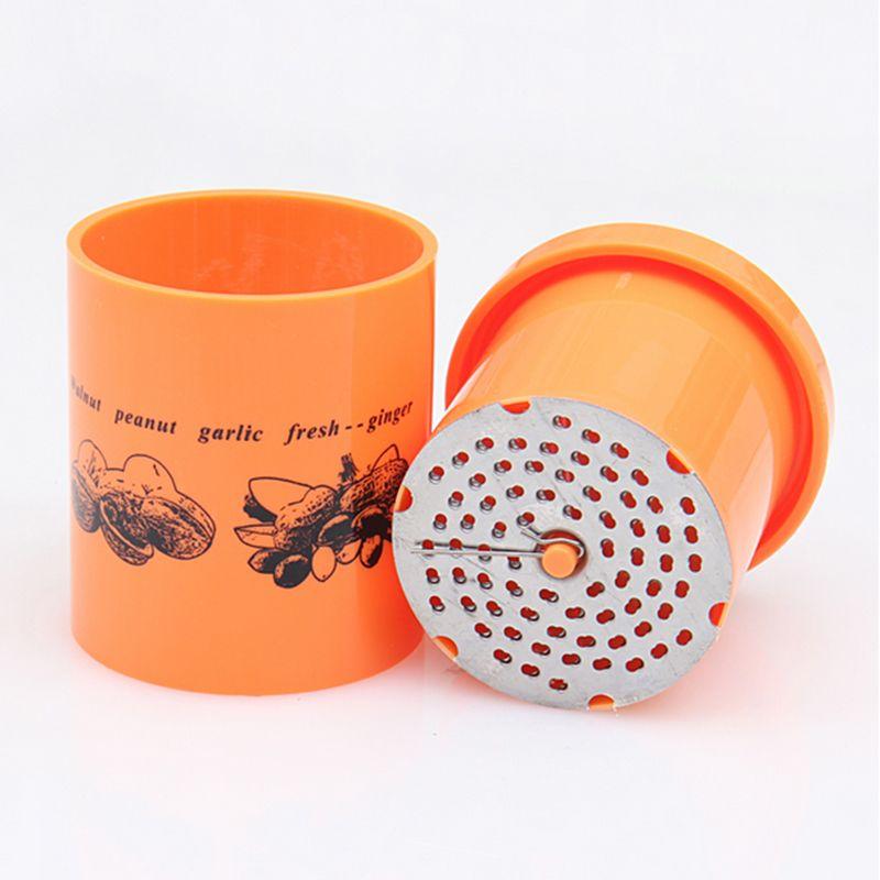Manual Nutmeg Grinder Spice Grinder Peanut Garlic Pepper Mill Kitchen Tool Kitchen Accessories