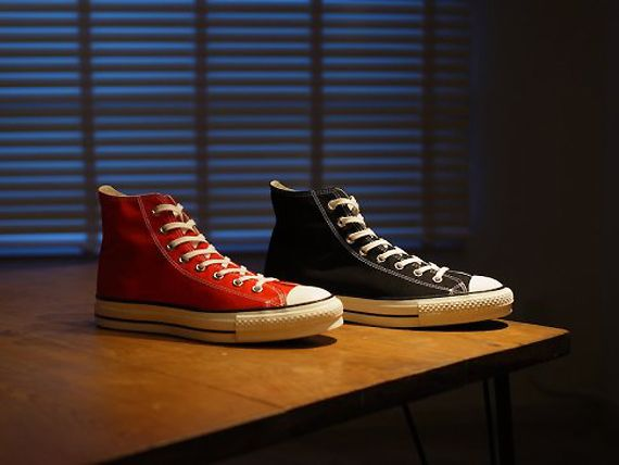 05606977f99286 CONVERSE Canvas All Star J Hi + OX - Made in Japan