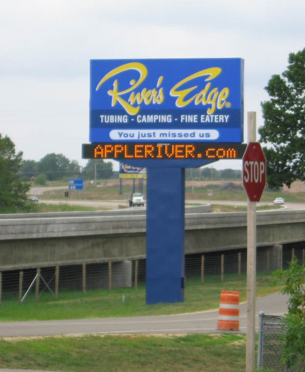 Campground Review River S Edge Resort New Richmond Wi Resort Campground Reviews New Richmond