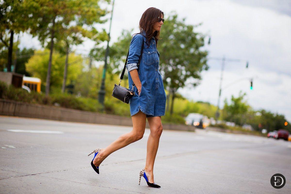 New York Fashion Week SS15 Flashback