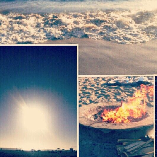 Beach, Bonfires, Airplane Watching ::: Dockweiler State ...