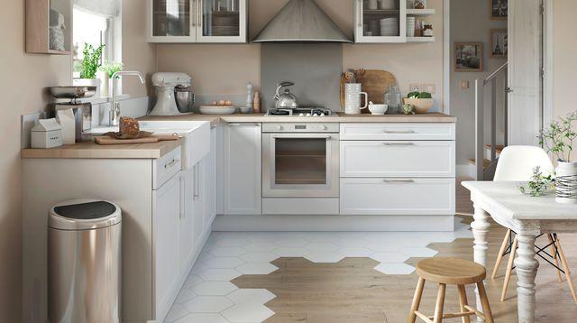 Aménager une cuisine ouverte Kitchen design, Kitchens and Decoration