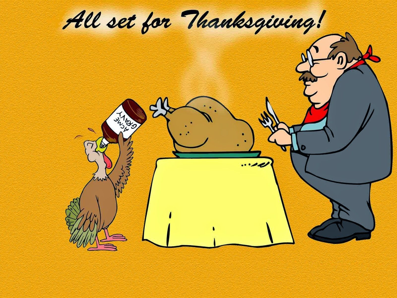 Collection of hundreds of Free Funny Thanksgiving Quote