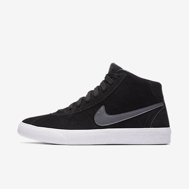 Chaussure de skateboard Nike SB Bruin High pour Femme