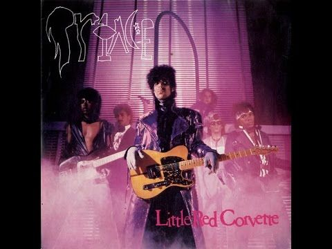 Prince Little Red Corvette Youtube Prince Little Red Corvette Prince Album Cover Little Red Corvette