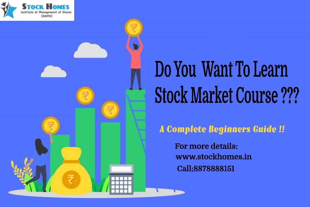 Do you want to learn stock market course ? in 2020 Stock
