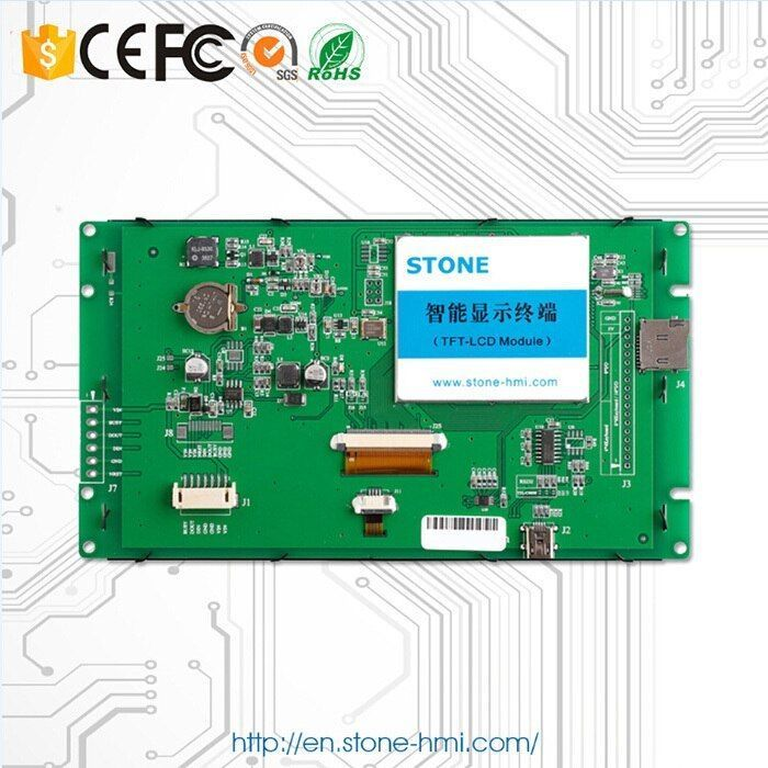 Programmable MCU Interfacing 101 Inch HMI Display Panel With 3 Year Warranty Programmable MCU Interfacing 101 Inch HMI Display Panel With 3 Year Warranty