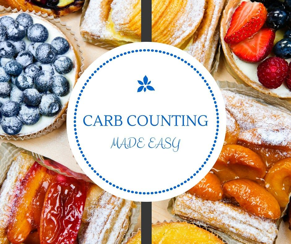 Carb Counting for kids with type 1 diabetes