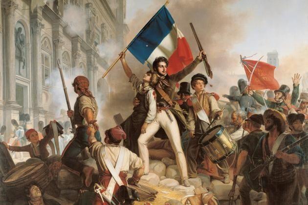 French revolution | Révolution française, Trois glorieuses, Révolution