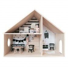 Homely Dolls House | Home | MGC Carousel | Kids Decor + Bedding