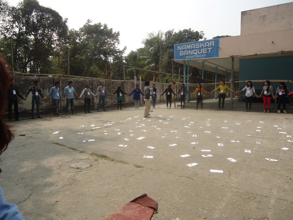 Biratnagar | Youth For Blood | Group games, Team building, Youth